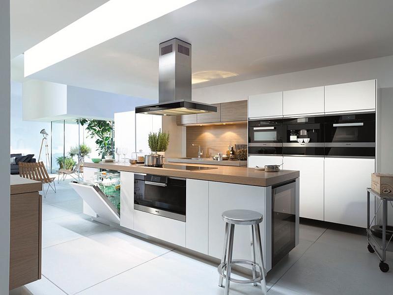 Miele presenta la nueva generaci n 6000 for Cocinas integrales de alta gama