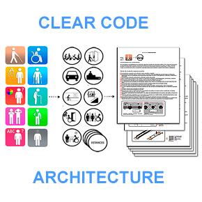 Clear Code Architecture: primer manual de accesibilidad universal
