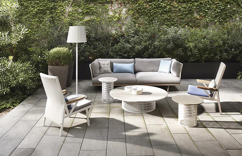 Mesa mesh de patricia urquiola para kettal for Kettal muebles jardin
