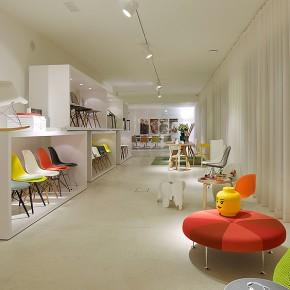 Vitra se instala, junto a Artek y Belux, en un nuevo showroom en Madrid