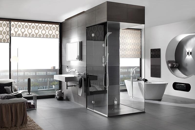 Baños Residenciales Modernos:Baños & Estilos: ¿Cómo serán los baños dentro de 20 años?