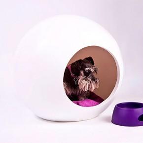 Bubble: una nueva forma de entender las casitas para mascotas