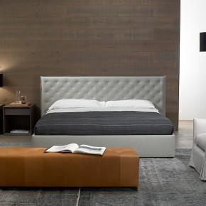 Valeria, una elegante cama diseñada por Jaime y David Casadesús