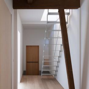 Vivienda con estudio en Kioto, reformada por el arquitecto Shimpei Oda