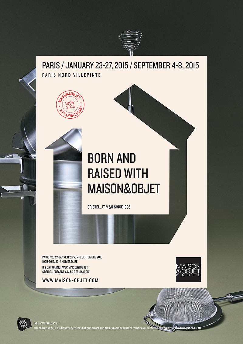 Resumen semanal de interiores minimalistas - Maison objet paris 2015 ...