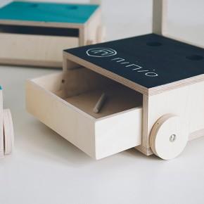 Mobiliario lúdico para despertar la imaginación de los más pequeños