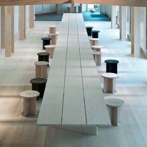 Dinesen abre un nuevo showroom de 600 m2 en Copenhague