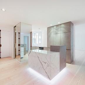 Doble vida en París, con la firma de la arquitecta Paola Bagna (Spamroom)