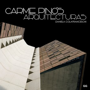 Gustavo Gili publica una monografía sobre la arquitecta Carme Pinós