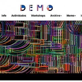 II edición de DEMO. Explorando nuevos procesos de creación