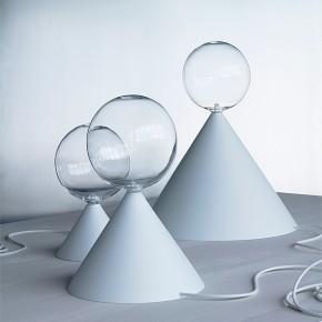 Geometría y sensibilidad en la colección Cone Lights de studio vit