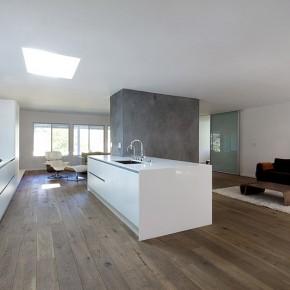 Vivienda minimalista en California, por Dan Brunn Architecture (R)