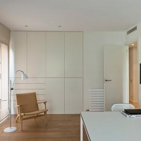 Cálida vivienda en Barcelona diseñada por la interiorista Teresa Cabaní