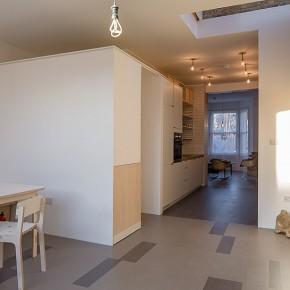 Reforma y ampliación de una casa en Londres, por Tsuruta Architects