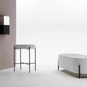 Previa Milán 2015: minimalista colección para baño de Norm y ex.t