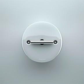 Colección de mecanismos eléctricos en porcelana de Fontini by Font Barcelona