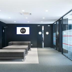 Nuevas oficinas de la OCA Group, reformadas por Denys & von Arend