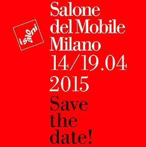 Salón Internacional del Mueble de Milán 2015: mobiliario, iluminación y espacios de trabajo