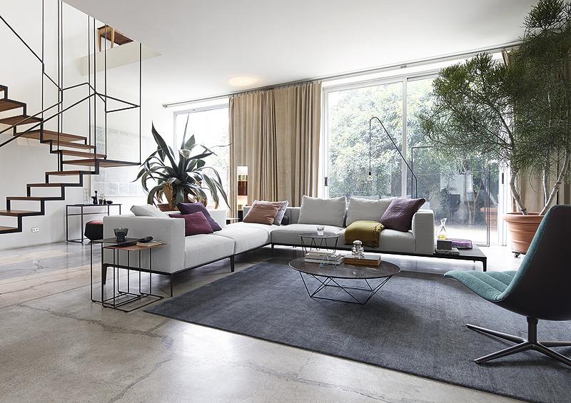 novedades para el sof jaan living de walter knoll. Black Bedroom Furniture Sets. Home Design Ideas