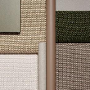 Kettal Terrain: nuevos tejidos outdoor diseñados por Doshi Levien