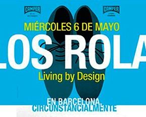 Conferencia en ELISAVA del Premio Nacional de Diseño Carlos Rolando