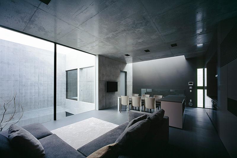 grigio house apollo architects (2)