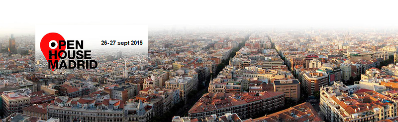 48H Open House Madrid 2015