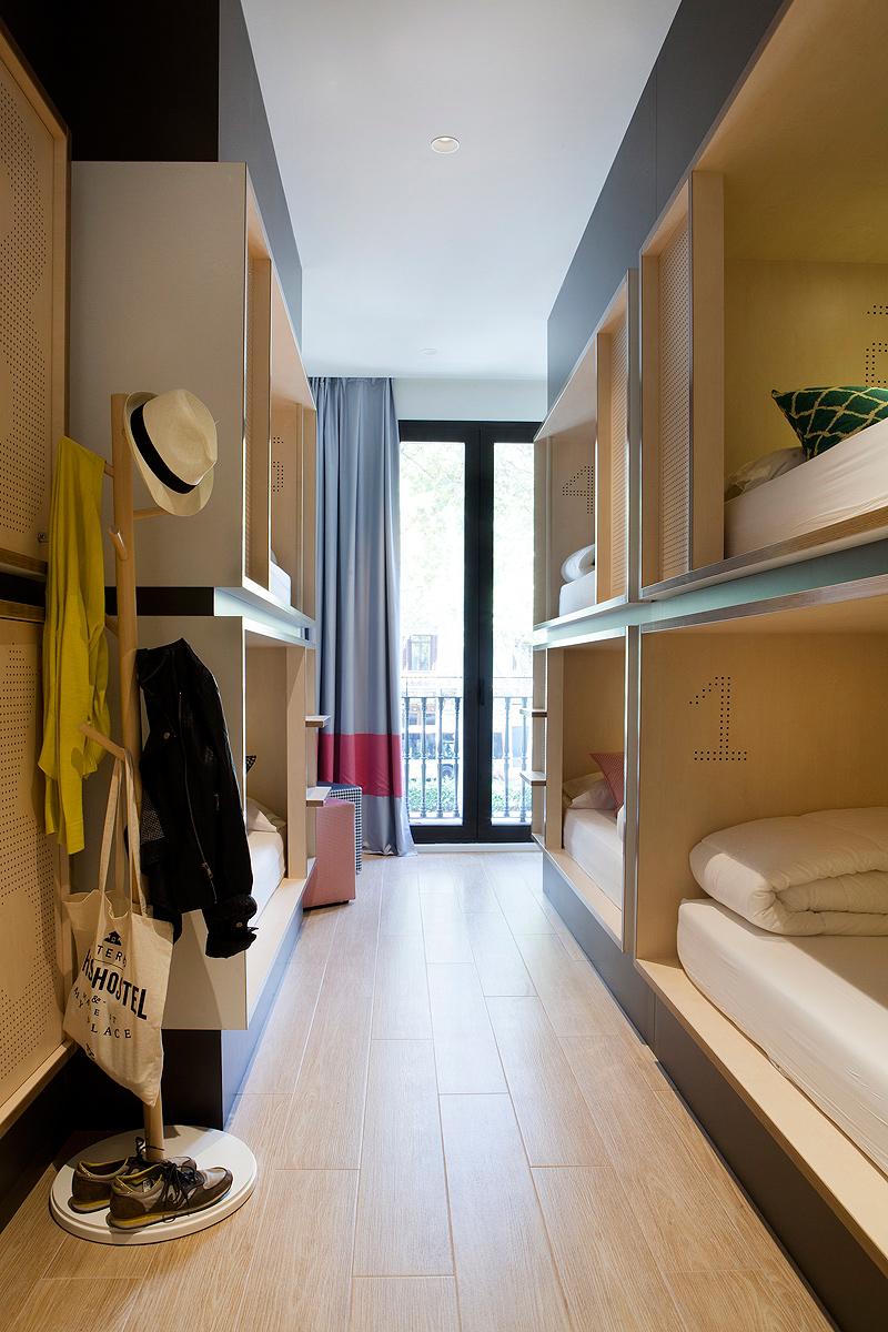 toc hostel en barcelona de gca arquitectos (5)