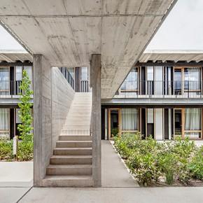 Cities Connection Project hermana la arquitectura de Zúrich y Barcelona