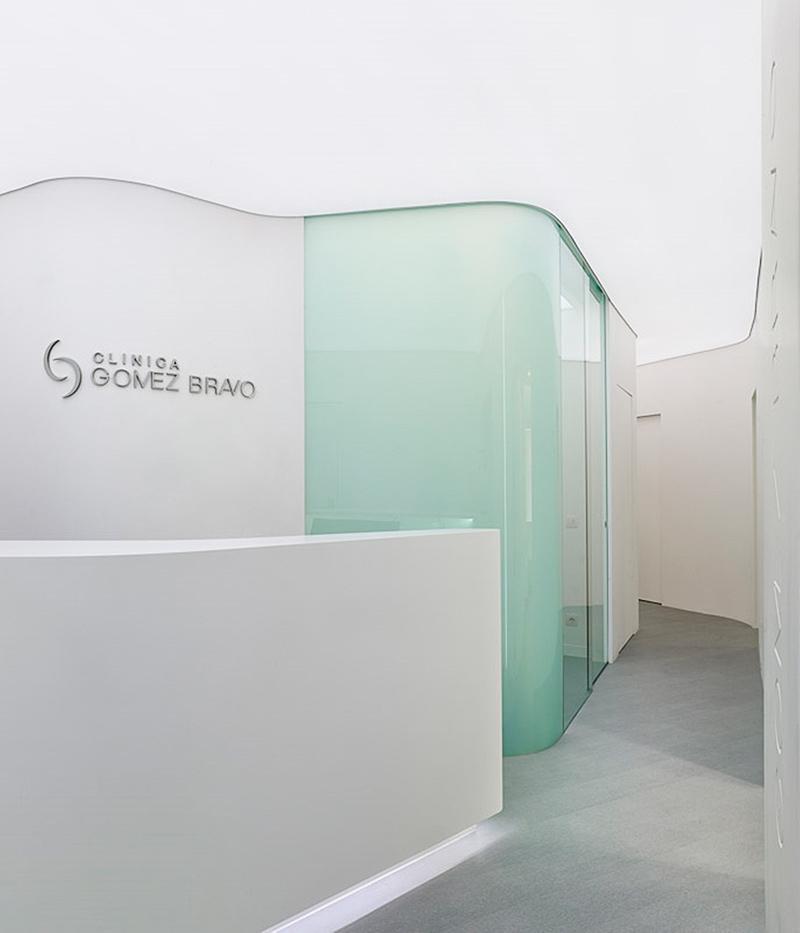 clinica gomez bravo por ivan cotado diseño de interiores (2)