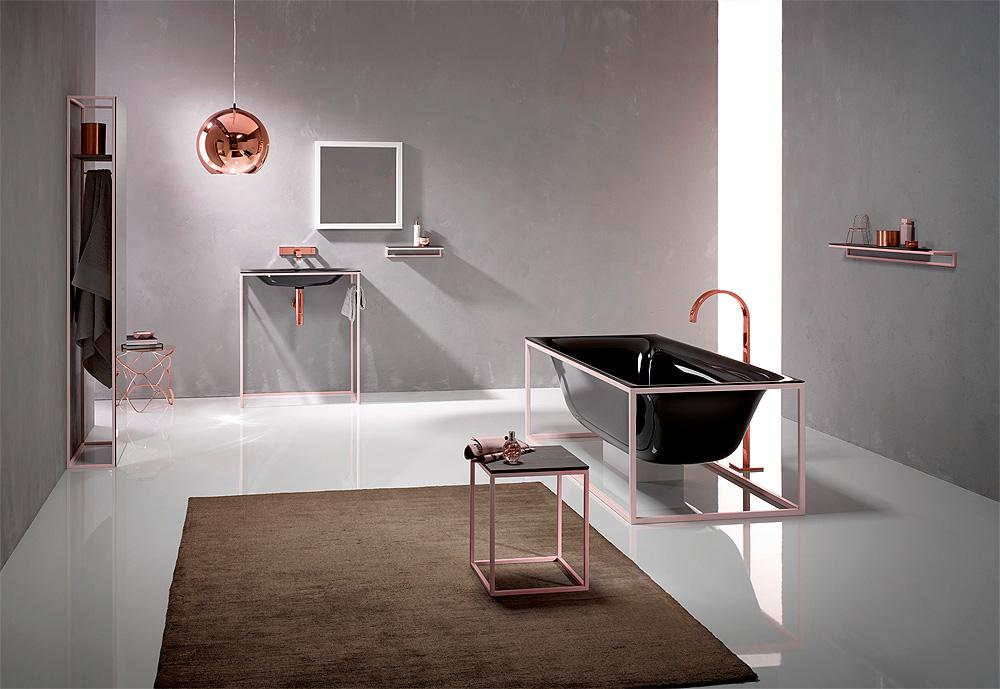 coleccion baño bettelux shape de Tesseraux + Partner para Bette (2)