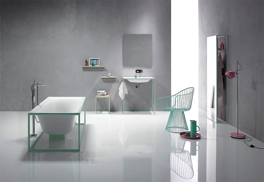 coleccion baño bettelux shape de Tesseraux + Partner para Bette (3)