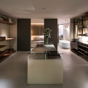 La firma Rimadesio inaugura su nuevo showroom en Barcelona