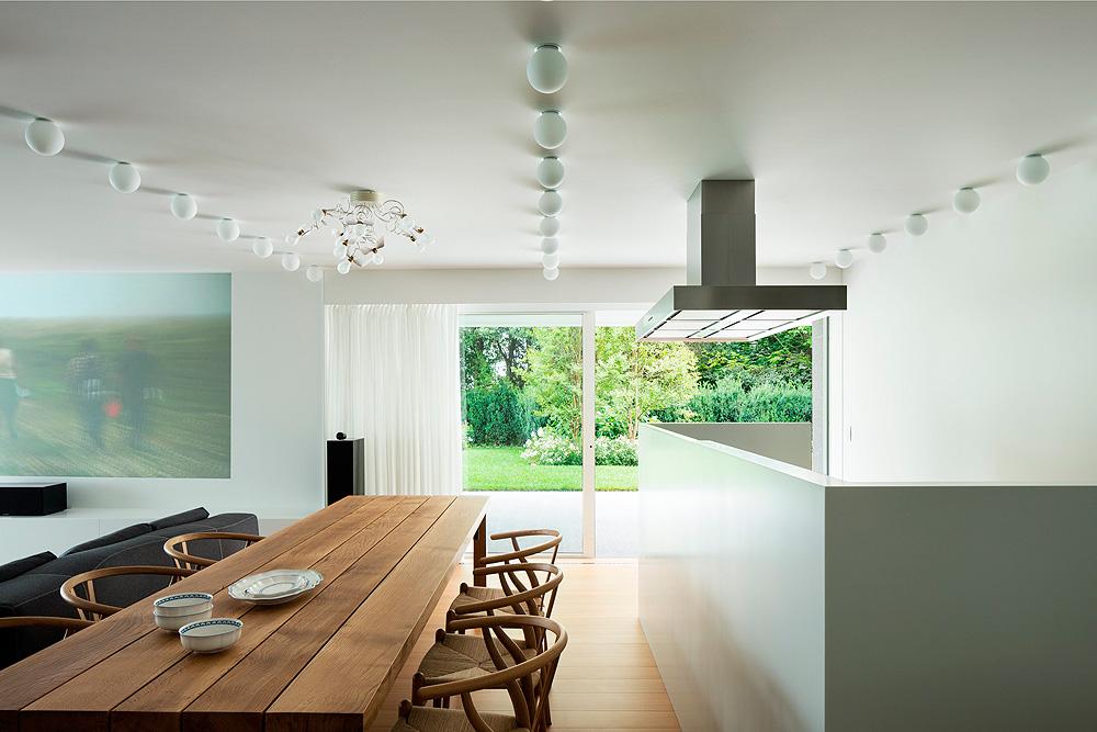 Residencia de lujo proyectada por Giorgio Zaetta