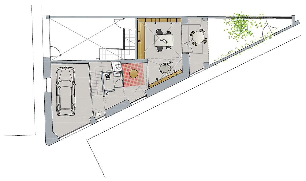 casa en banyoles maite prats estudi d'arquitectura interior (17)