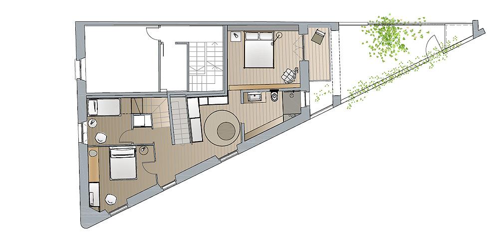 casa en banyoles maite prats estudi d'arquitectura interior (18)