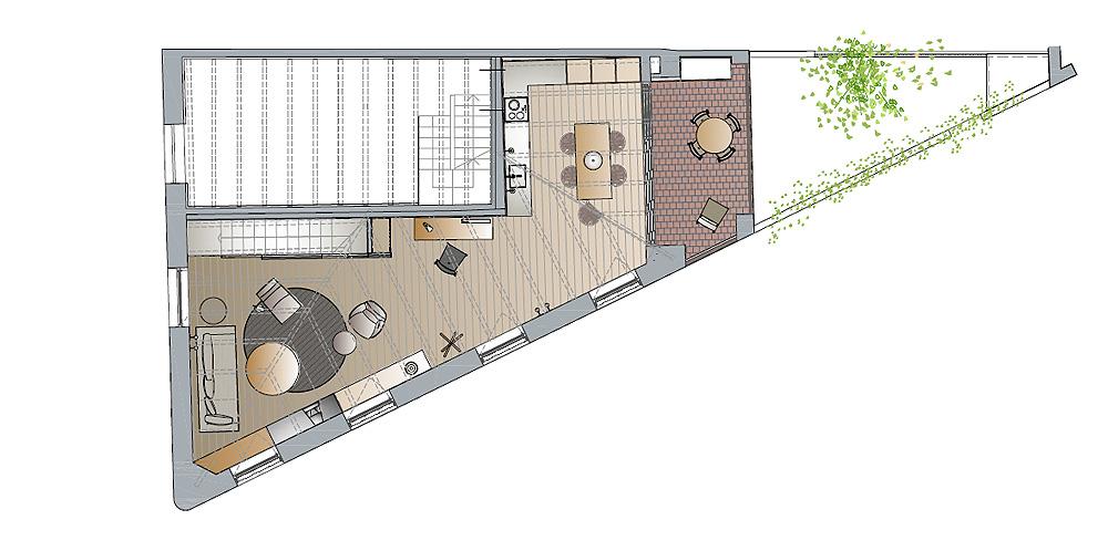 casa en banyoles maite prats estudi d'arquitectura interior (19)