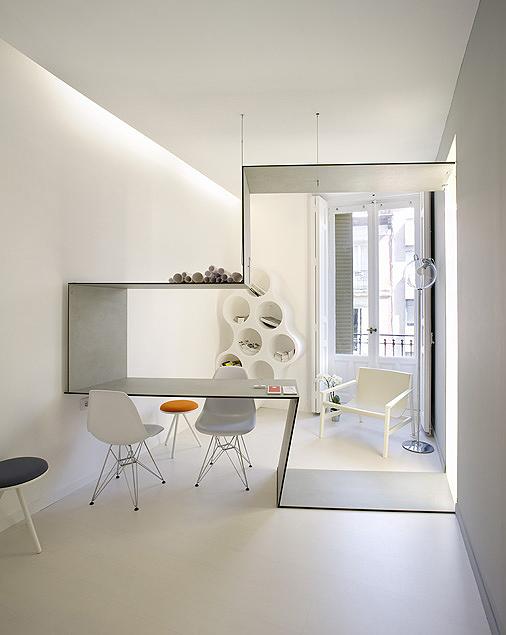 el refugio minimalista de s28 arquitectura en casa decor