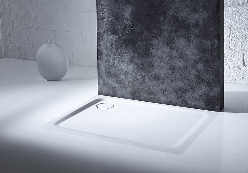 Muebles De Baño Pereda:Superplan Plus, plato de ducha extraplano de Kaldewei – Interiores