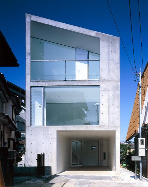 Especial i jap n en interiores minimalistas interiores for Casa minimalista japon